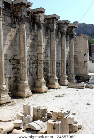 Hadrian' s Library