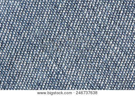 Inside Blue Jeans Texture.