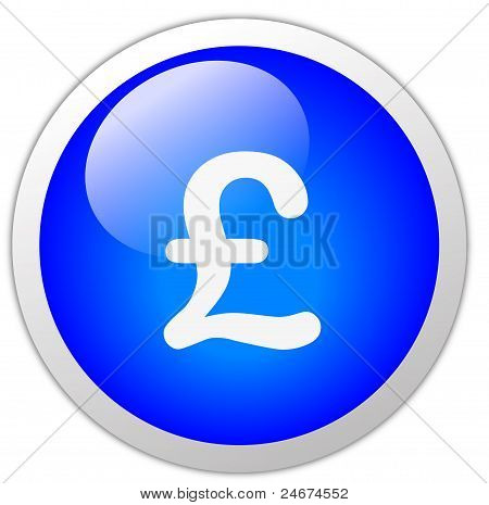 Pound Icon Button