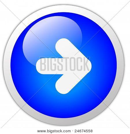 Next Icon Button