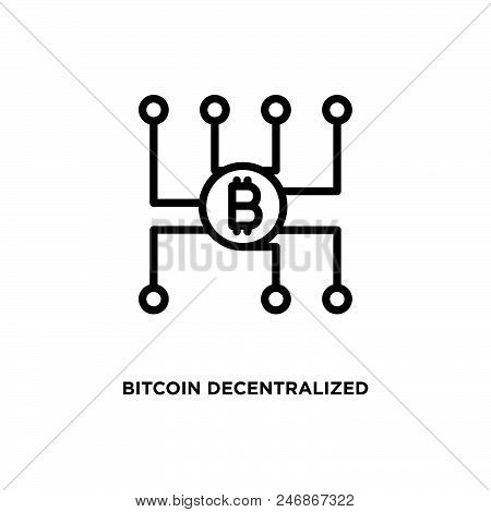 Bitcoin Decentralized Icon.  Bitcoin Decentralized Icon.  Bitcoin Decentralized Icon.  Bitcoin Decen