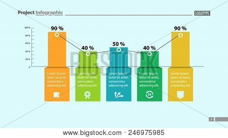 Percentage Bar Chart Vector & Photo (Free Trial) | Bigstock