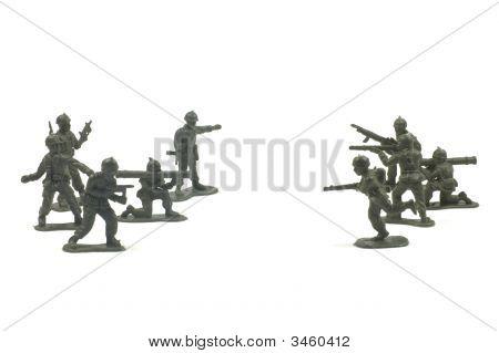 Soldier Battle