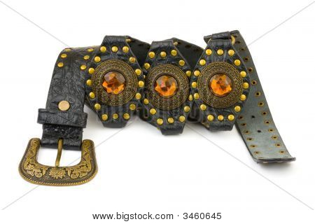 Decorative Woman Belt