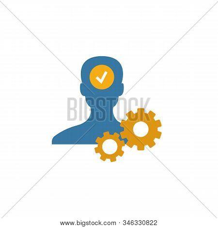 Business Ethics Icon. Flat Creative Element From Business Ethics Icons Collection. Colored Business