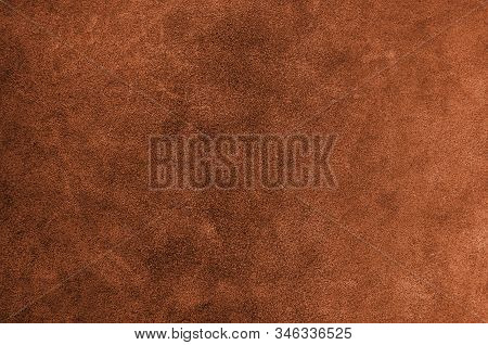 Dark Orange,brown Color Leather Skin Natural With Design Lines Pattern Or Red Abstract Background.ca