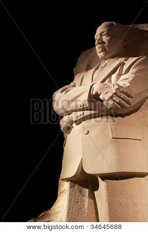 Martin Luther King Memorial Venus, Jupiter And Stars And Venus I