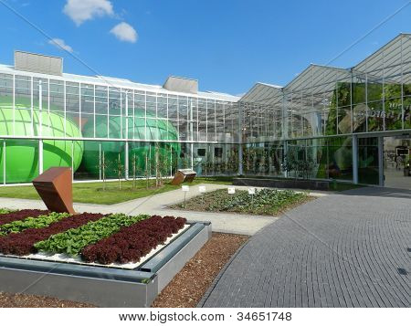 VENLO THE NETHERLANDS. JULY 2012 - World Horticultural Expo July 2012 in Venlo,
