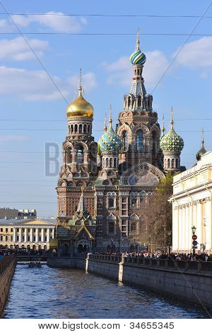 Church of the Saviour on the Blood