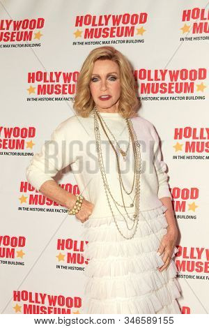 LOS ANGELES - JAN 18: Donna Mills at the Hollywood Museum's celebration for the 40th Anniversary of