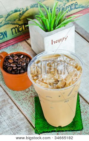 Delicious Cold Coffee Drink