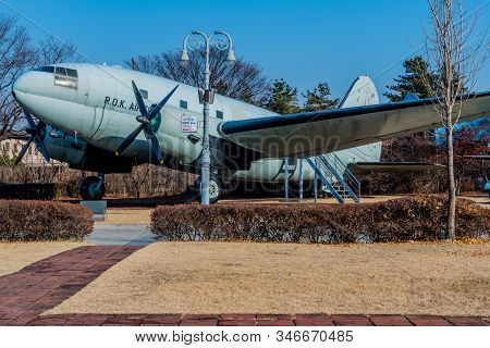 C-46 Commando Transport Aircraft