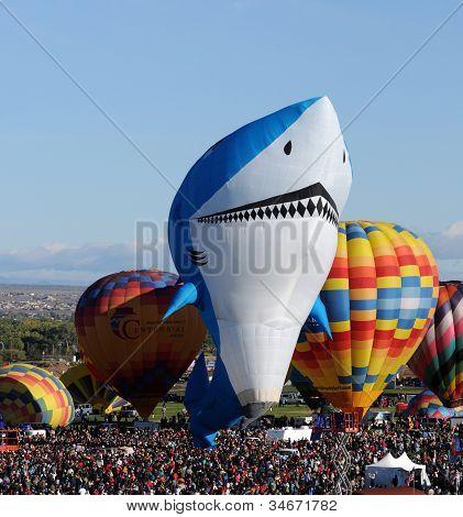 International Balloon Fiesta 2011