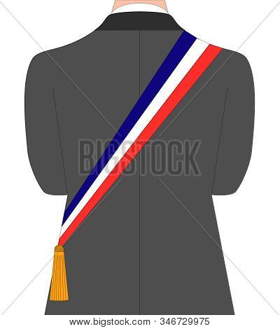 A French Municipal Elections, A Vector, Illustration