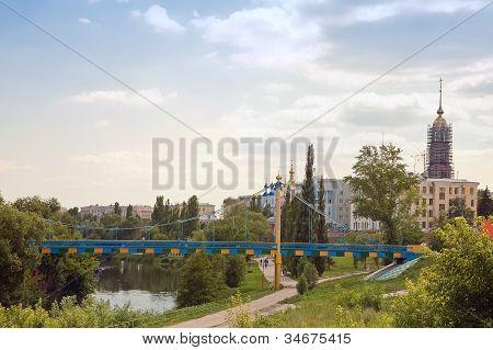Tambov. Urban Landscape