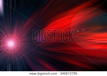 Abstract background with graphic shapes
