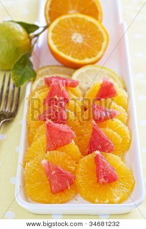 Citrus Breakfast