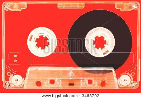 The Transparent Audio-Cassette