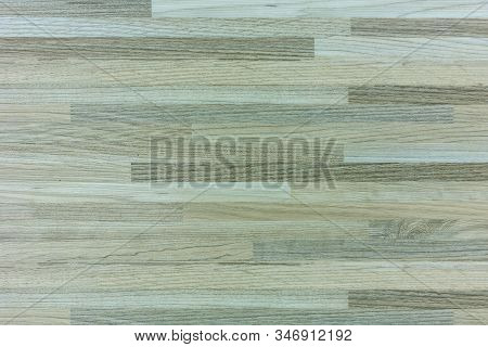 Hardwood Parquet Floor. Pattern Wood For Design Poster. Background And Texture View From The Top