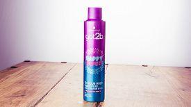 Alloa, Scotland - 17 July 2019:  Schwarzkopf Got 2 Be Happy Hour Hairspray