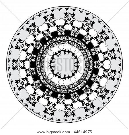 Oriental Pattern And Ornaments 06