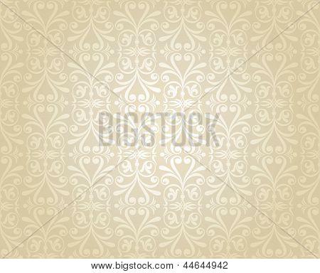 Bright Wedding Vintage Wallpaper Background