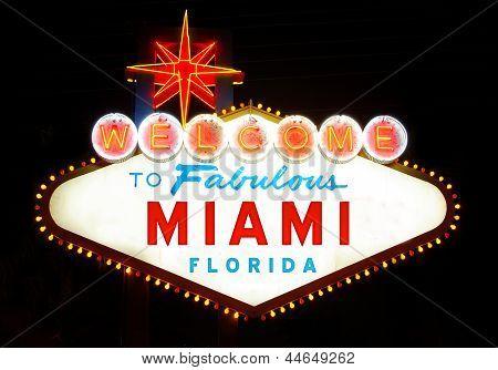 Willkommen bei Miami