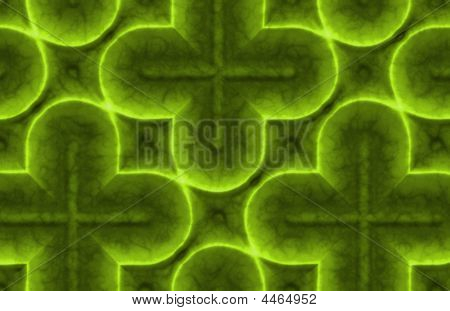 Saint Patricks Day Abstract Background as Texture poster