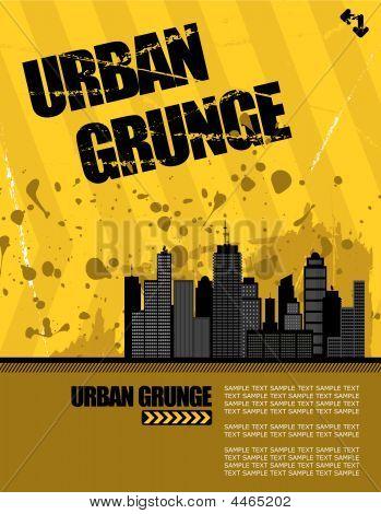 Portrait Urban Grunge.eps
