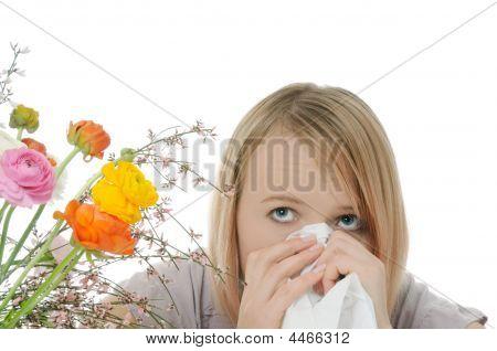 Seizoensgebonden allergie