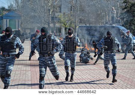 Counter-terrorist Show