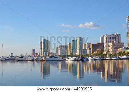 Manila City Scape