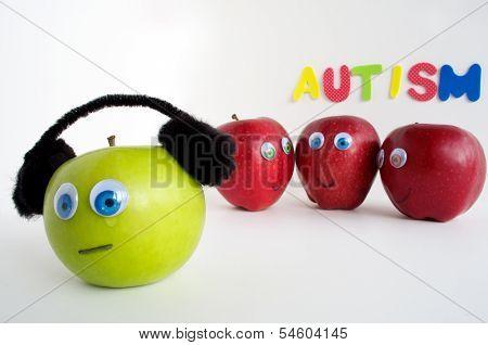 Autism Apple Series