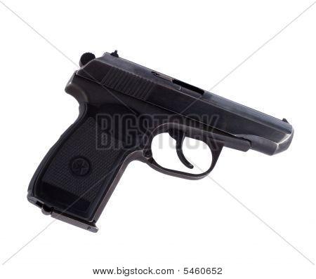 Russian Pistol Of Makarov