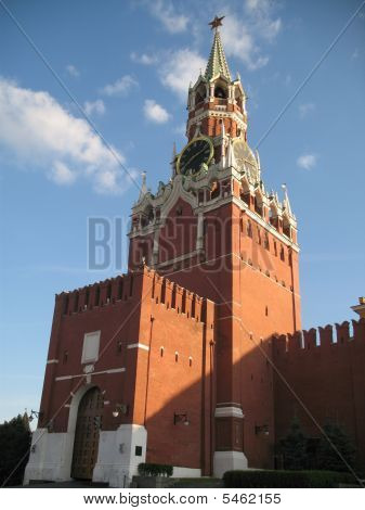 Moscow The Kremlin.