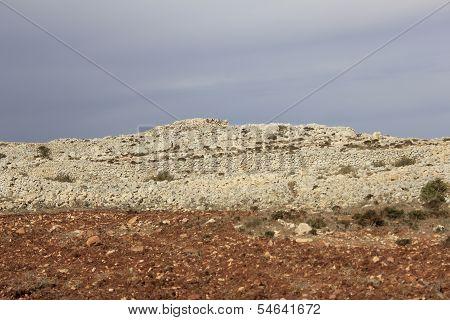 Joshua Altar of Sacrifice in the Mount of Ebal