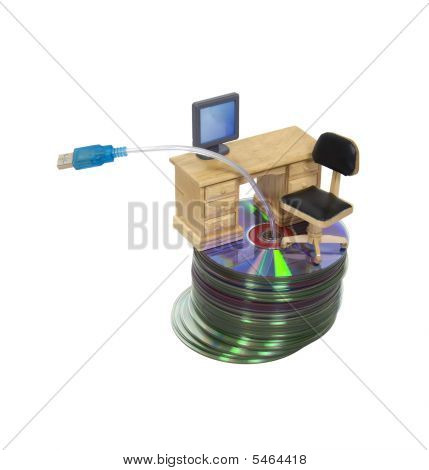 Downloading Computer Software