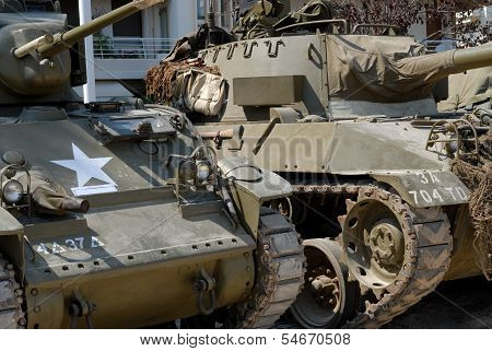 World War Two Tanks