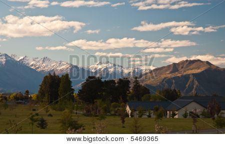 The Remarkables, Wanaka, New Zealand