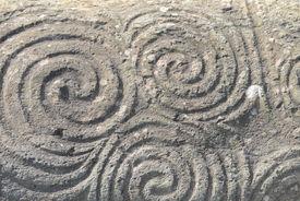 Triple Spiral - Newgrange