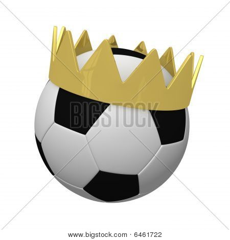 Ball In A Crown