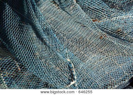 Alte Fischnetz