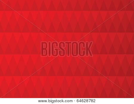 Abstract vector background of geometric shapes for holidays poster