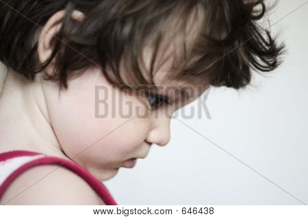 Child Focused On...