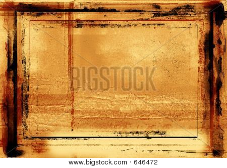 Grunge Photographic Border