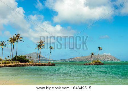 Tiny Rock Island
