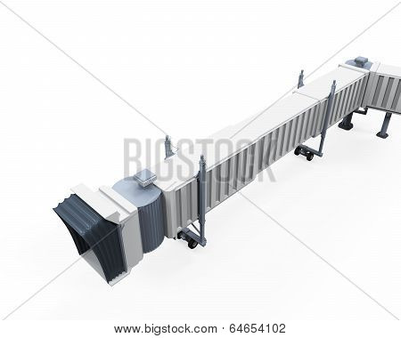 Jetway Isolated
