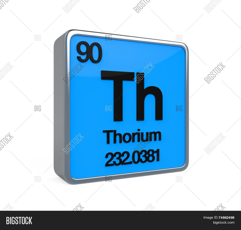 Thorium Element Image Photo Free Trial Bigstock