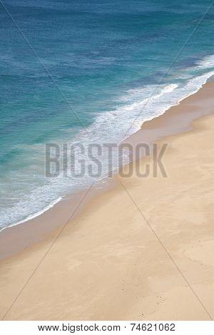 Detail Of Shore