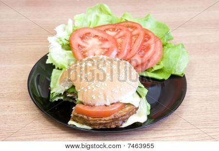 Bite Of Burger